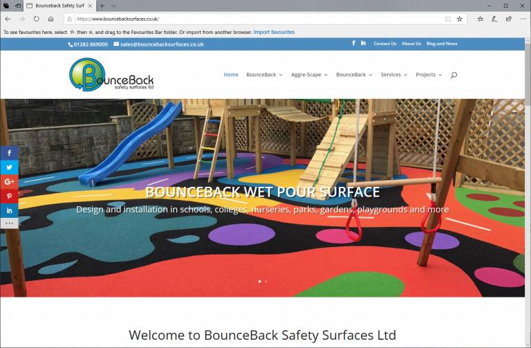 BounceBack Safety Surfaces Ltd